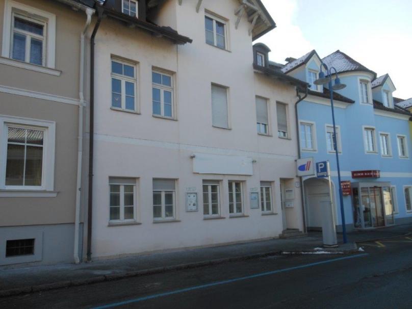 70,64m² Erdgeschosswohnung in Gleisdorf/Stadt