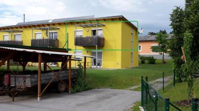 OG Eckwohnung in Hofstätten/Raab