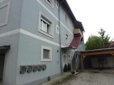 53,42m² Mietwohnung in der Neugasse 61 mit Carport